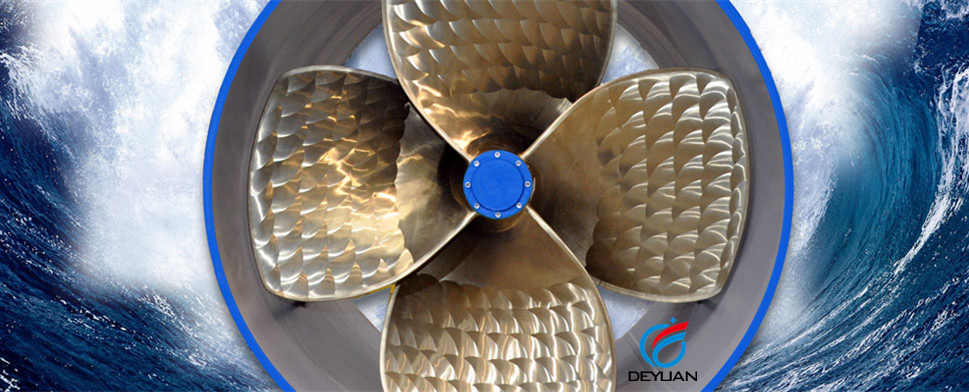 Brief Introduction Of Marine Tunnel Thruster Propeller For Naval Ship (1)